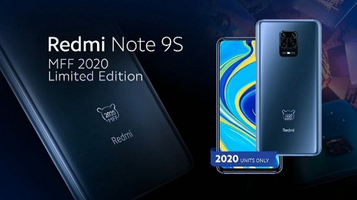 Xiaomi announces Redmi Note 9S MFF 2020 Limited Edition and Redmi Band