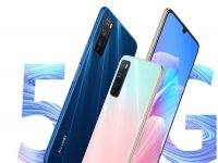Huawei Enjoy Z 5G goes official with Dimensity 800 SoC and 90Hz display