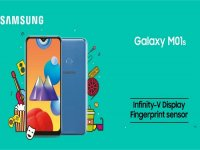 Samsung Galaxy M01s comes with Helio P22 Chipset and 4,000 mAh battery