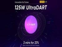 Realme 125W UltraDart Fast Charging announced