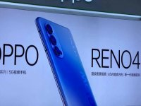 Oppo Reno4 to come with a new camera setup design