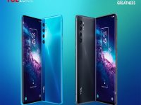 TCL announces 20 Pro 5G, 20L, 20L+ and Fold 'n Roll concept phone