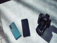 Sony officially unveils 1 III, Xperia 5 III, and Xperia 10 III smartphones