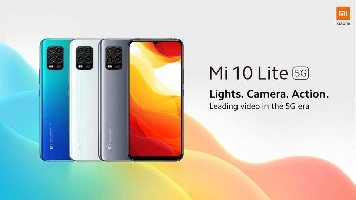 Xiaomi Mi 10 Lite 5G hands-on review
