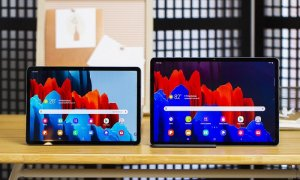 Samsung Galaxy Tab S7 and Tab S7 Plus Hands-on Review