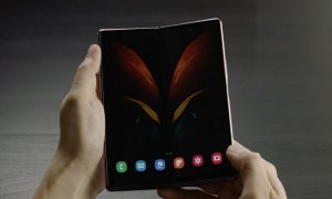Samsung Galaxy Z Fold2 5G Hands-on Review